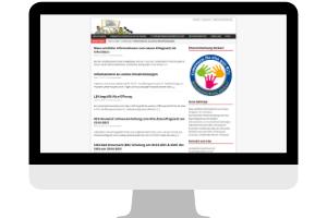 LEA-Website